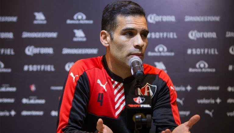 Márquez encabeza reunión para crear la asociación de futbolistas