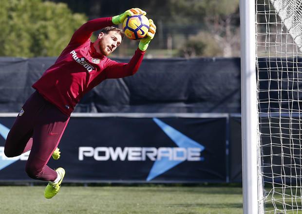 Jan Oblak está de regreso con el Atlético