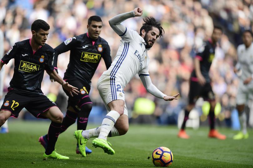 Zidane sabe que Isco quiere jugar