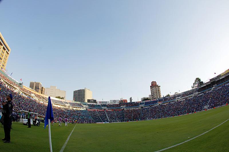 Cruz Azul busca lugar para su nuevo Estadio