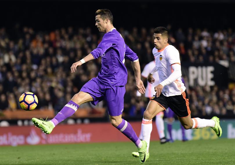 Cristiano Ronaldo es el más influyente en China