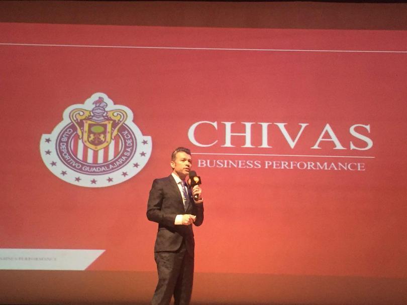 José Luis Higuera en su participación en el SIS