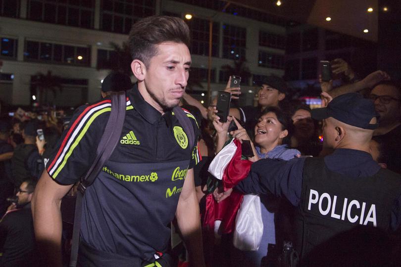 Santiago Baños, director de Selecciones Nacionales, dijo que Fabián no será llamado en marzo para jugar contra Costa Rica y Trinidad y Tobago, además que Herrera recibió 17 puntadas por el planchazo en la Champions.
