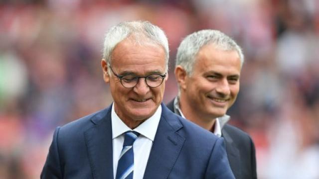 No, las iniciales no son por Cristiano Ronaldo, son por Claudio Ranieri.