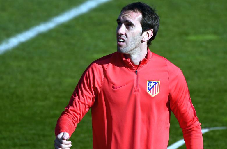 Godín estaba lesionado en los últimos partidos del Atlético de Madrid, sin embargo, el uruguayo ya está listo para regresar a las canchas y qué mejor que contra el Barcelona.