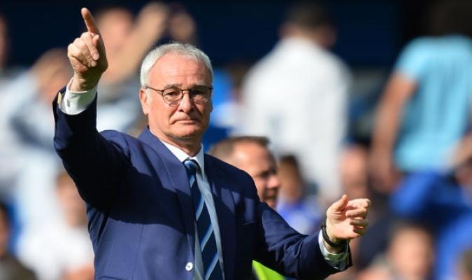 Jamie Vardy niega relación con el despido de Claudio Ranieri.