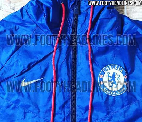 Se reveló la primera vestimenta del Chelsea con Nike