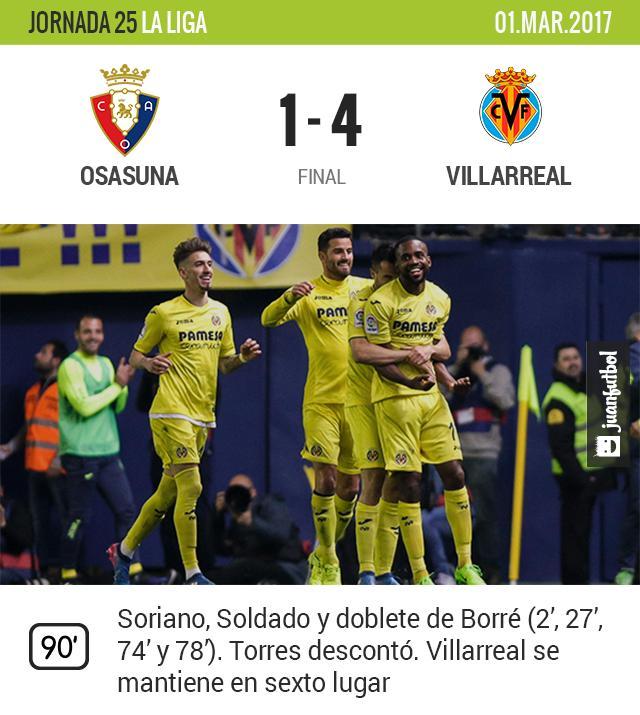 Villarreal gana