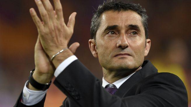 Ernesto Valverde suena para el Barcelona
