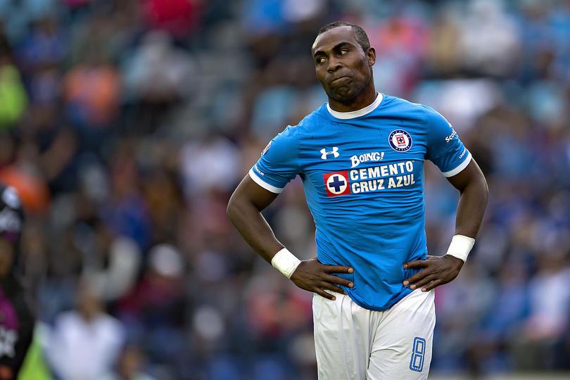 Jofre Guerrón saldrá de Cruz Azul