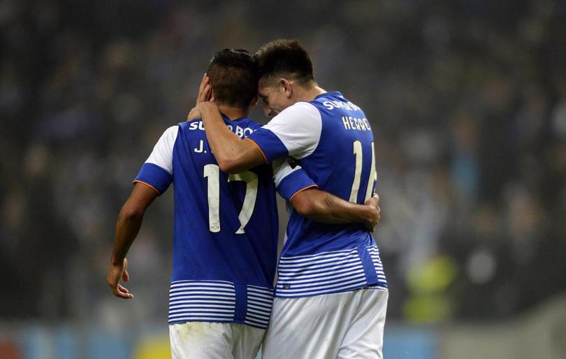 Los mexicanos del Porto están en duda para ver si tienen chance de jugar este fin de semana, al menos Herrera y Tecatito.