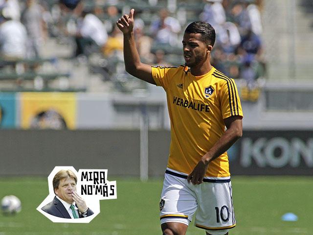 No sólo Gio ha estado en la MLS