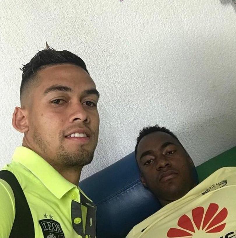 Andrés Andrade visitó a Renato Ibarra