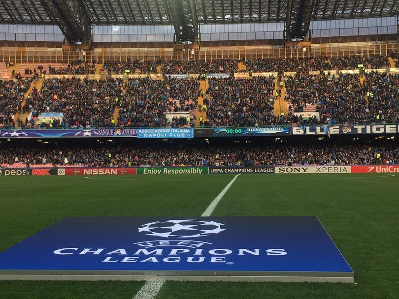 Genoa mandó sus mejores vibras al Napoli