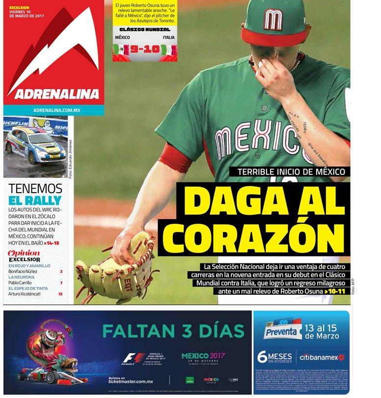 Mundo de papel (10.03.2017)
