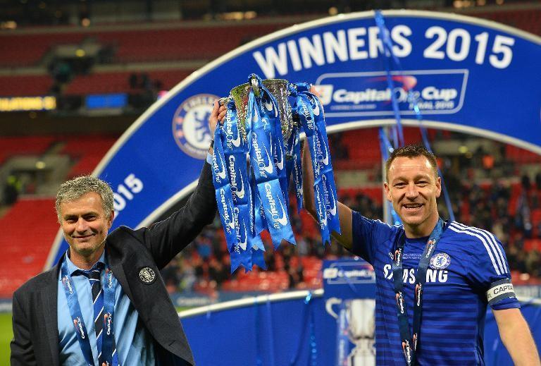 Mou fue parte de los mejores momentos del Chelsea