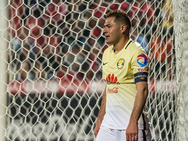 América apoyará a Pablo Aguilar