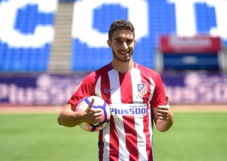 Vrsaljko jugador del Atlético de Madrid que auxilió al Niño Torres