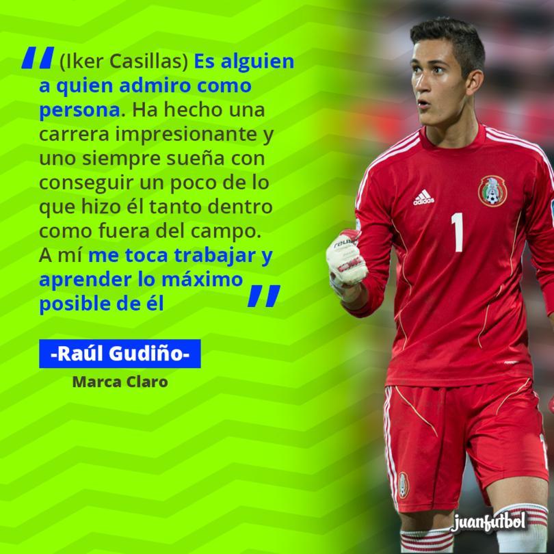 Gaduño, un mexicano más que juega en el Porto