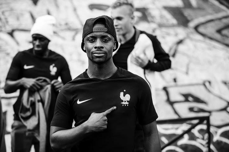 La nueva playera de Francia