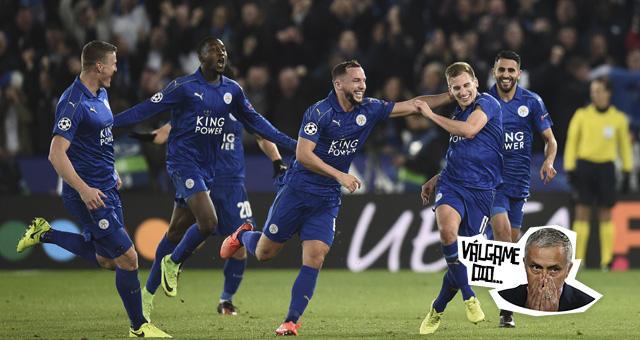 Leicester City podría ser el caballo negro de la Champions