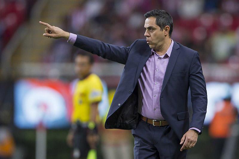 Miguel Fuentes, técnico de Juárez