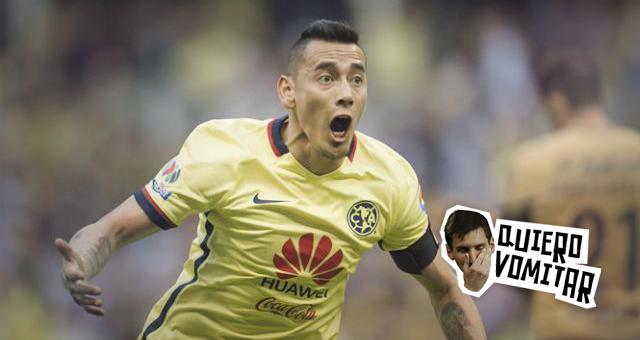 Rubens Sambueza es uno de los que ha pasado por América y Pumas.
