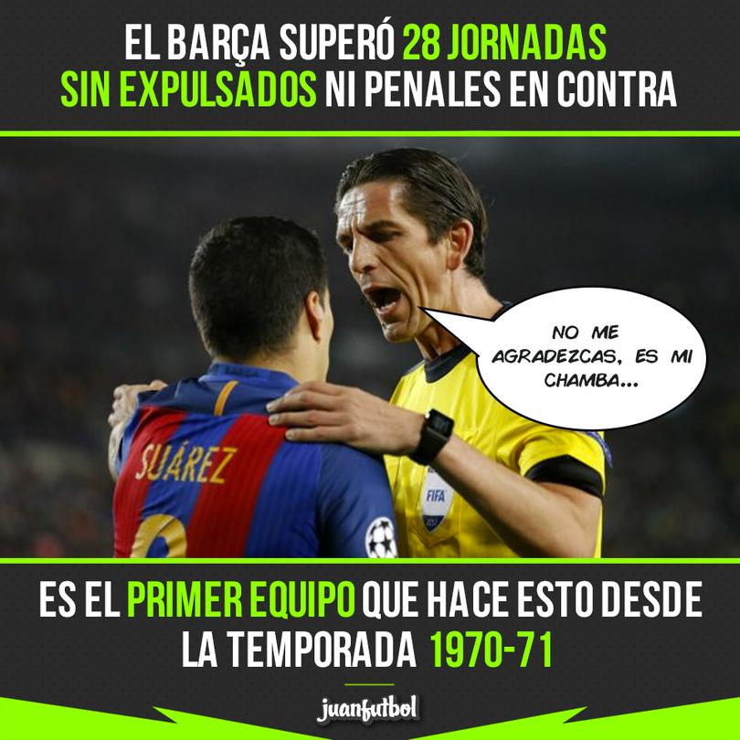 En aquella temporada, el Barcelona y el Real Madrid lo lograron.