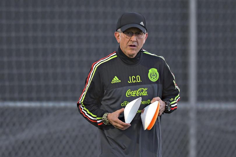 Esta semana enfrentarán a Costa Rica en la fecha FIFA.