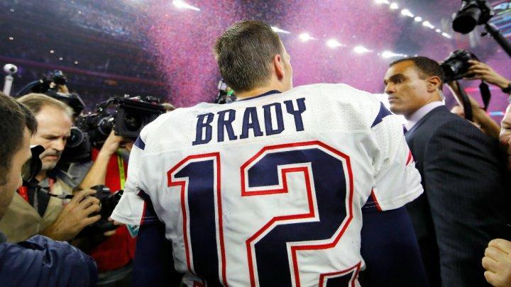 Venden famosa jersey de Tom Brady en Tepito