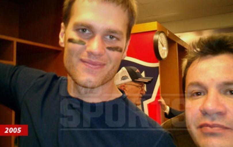 La NFL le prohibe a la gente de medios fotografías con los jugadores