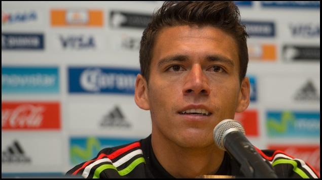Héctor Moreno descanso por prevención.