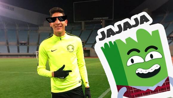 "Edson Álvarez le contestó a molesto fan de Pumas… ""Ahora dilo sin llorar"""