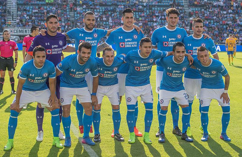 Cruz Azul en el Clausura 2017