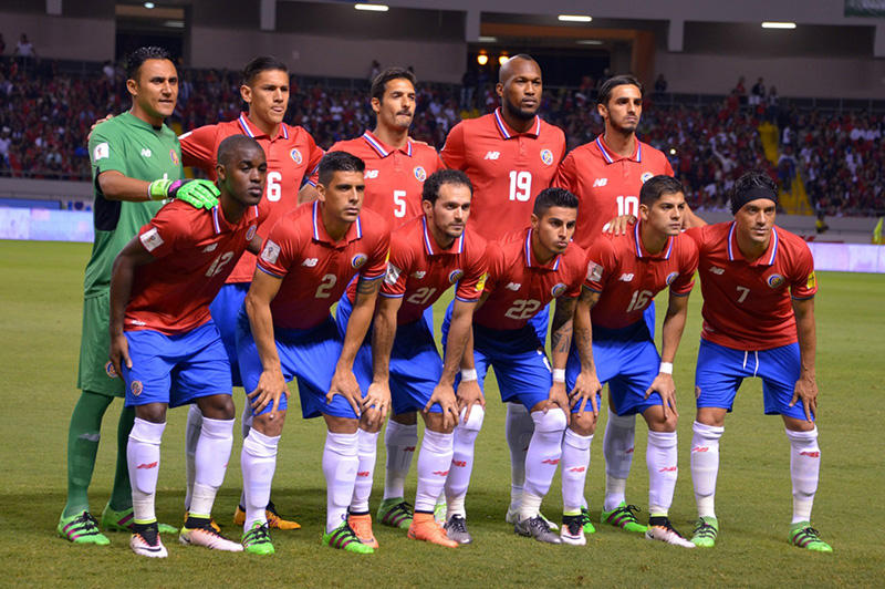Costa Rica está con seis puntos en el Hexagonal Final
