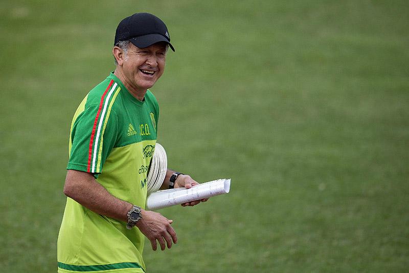 Juan Carlos Osorio, técnico de la Selección Mexicana