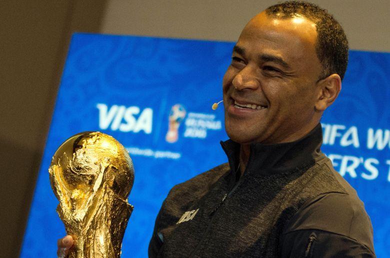 Aprovechando la visita de la Copa del Mundo a México, Cafú dijo que nuestro país puede ganar el trofeo, ¡¿seguro?!