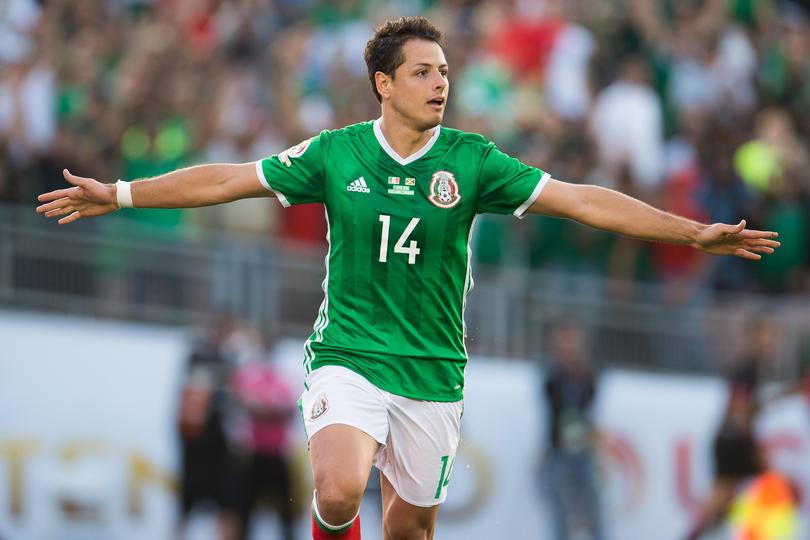 Esta sería la alineación de México contra Costa Rica
