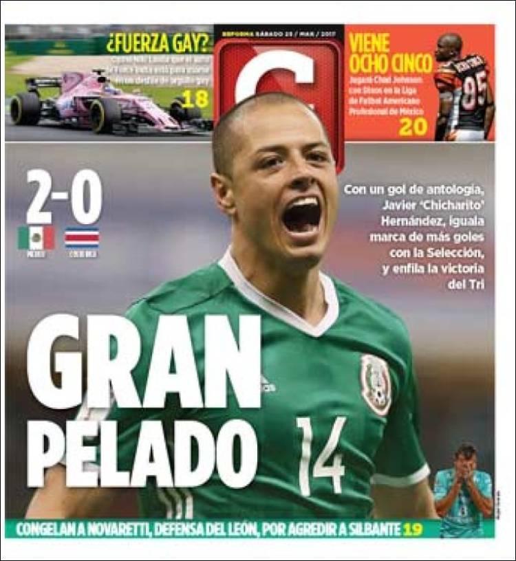 Mundo de papel (25.03.2017)