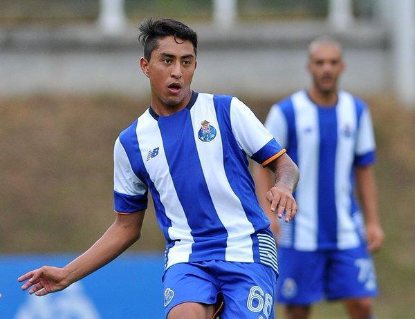 Omar Govea y Gudiño jugarán una final con el Porto
