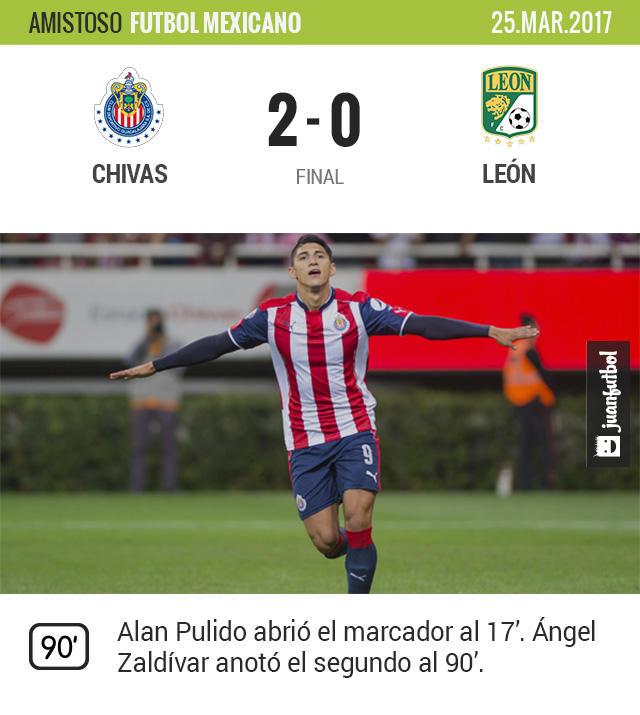 Chivas sigue rifando