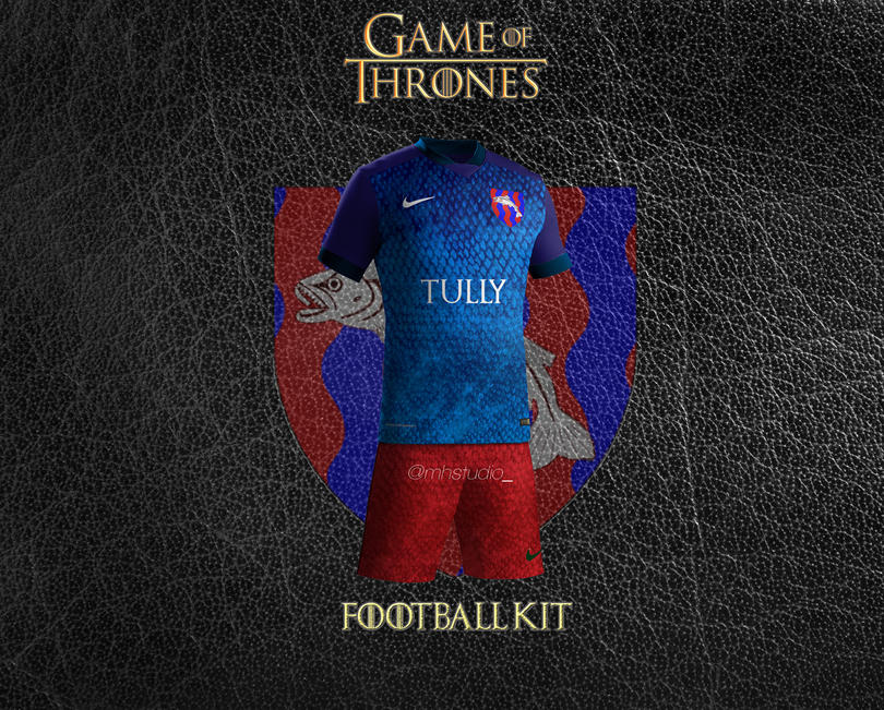 Así serían los uniformes de Game Of Thrones