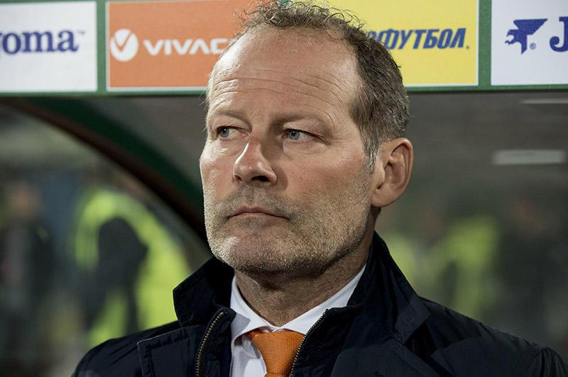 Danny Blind fuera de la Selección de Holanda