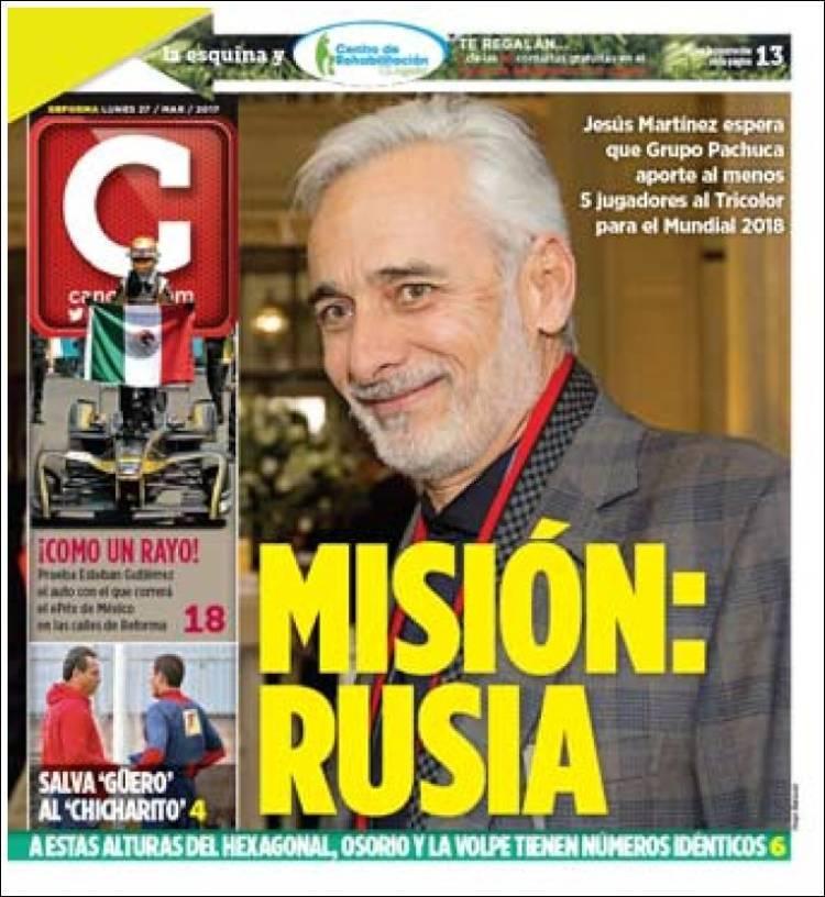 Mundo de papel (27.03.2017)