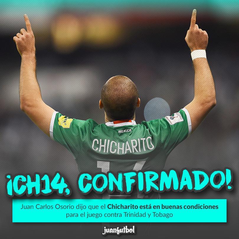 En el juego contra Costa Rica salió por una molestia muscular.
