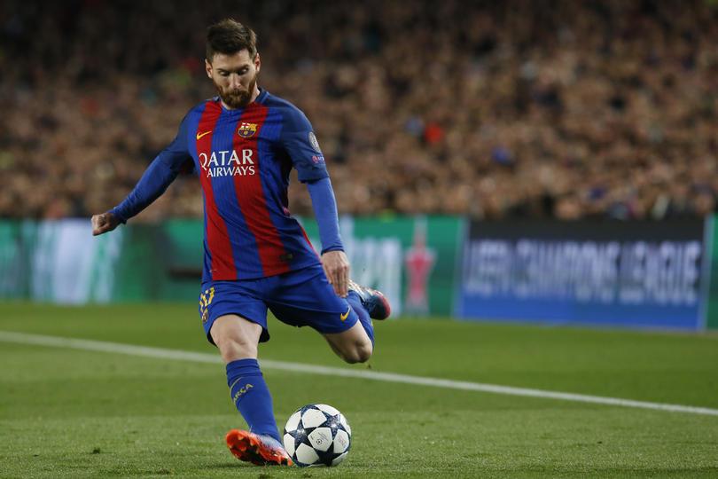 Jugador de Argentina dice que vomitó para parecerse a Messi