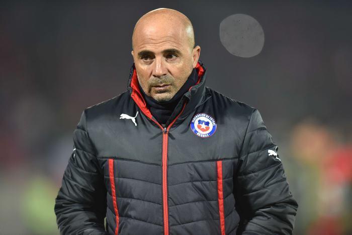 SAmpaoli fue técnico de la Selección de Chile, ganó la Copa América 2015