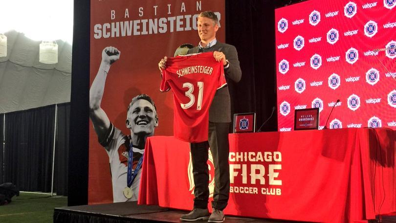 Bastian ya está en Chicago