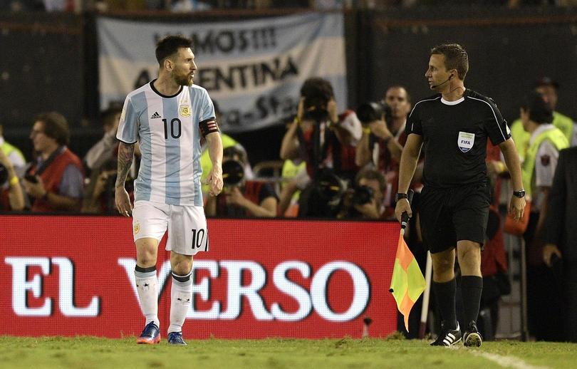 Maradona habló sobre Messi