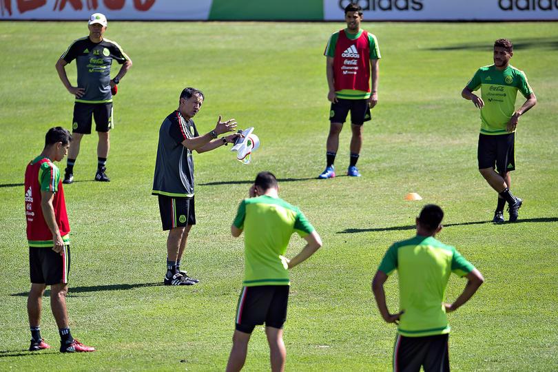 Osorio dice que el Tri le puede pelear a cualquiera